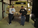 Blake and Kevin at a SWAT Training facility in Texas.  :: DSC00401